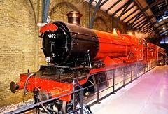 Hogwarts Express (Robbie Phelan) Tags: harrypotter steamtrain hss hogwartsexpress warnerbrosstudios robbiephelanphotography robbiephelan