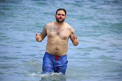 2016_17 (Dylon87) Tags: ocean friends vacation beach sailboat canon eos sand waves cuba catamaran 5d goodtimes markiii holguin