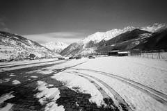 Scan-160420-0009 (Oleg Green (lost)) Tags: travel snow mountains georgia airport bessa super 400 l rodinal fomapan 4515 wideheliar svaneti mestia