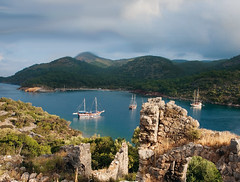 Marmaris-navegando (Aproache2012) Tags: en del mar un perla tu reserva goleta camarote turqua precio increible i