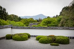 Shodenji Temple, Kyoto (Christian Kaden) Tags: japan architecture garden temple kyoto  architektur  kioto kansai garten   zengarden tempel  steingarten stonegarden    karesansui   drylandscape shodenji  trockengarten