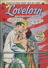Lovelorn 7 (Michael Vance1) Tags: woman man art love comics artist marriage romance lovers dating comicbooks relationships cartoonist anthology silverage