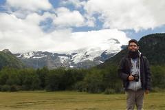 Cerro Tronador - Parque Nacional Nahuel Huapi (Empezar de Cero / Ariel Cruz) Tags: chile mountains argentina volcano mount cerro andes monte cordillera volcn parquenacional tronador hahuelhuapi