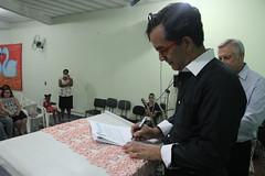 23.04.2016 - Posse Novo Dirigente ICPBB PQ. das Flores