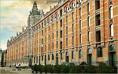 """""""Tour et Taxis"""", avenue du Port, Bruxelles, Belgium (claude lina) Tags: brussels building architecture belgium belgique bruxelles immeuble tourettaxis claudelina"""