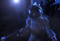 Last Survivor of the Nostromo (scarrviper) Tags: alien ripley sigourneyweaver 426 neca xenomorph alienday