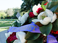 Lest We Forget (stormgirl1960) Tags: flowers flag wwi australia graves wreath cenotaph remembrance gallipoli veterans anzac northernterritory lestweforget anzacday adelaideriver warcemetery wardead