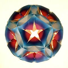 Star Orb (Miyuki Kawamura) (De Rode Olifant) Tags: paper 3d origami modular paperfolding diagrams tanteidan miyukikawamura starorb marjansmeijsters tanteidan19thconvention