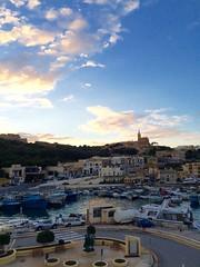 Mgarr, Gozo (ferglouc) Tags: port malta gozo mgarr