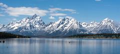 Grand Teton (fabriciodo) Tags: panorama wyoming mountmoran grandtetonnp jacksonlake