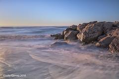 playa (Tombobadil) Tags: longexposure beach sunrise playa amanecer sunsetsunrise elprat