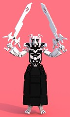 Asriel Dreemurr 4 (pb0012) Tags: game monster video lego character goat indie videogame ldd asriel indiegame undertale asrieldreemurr dreemurr