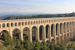 LAqueduc de Roquefavour (Bernard Bost) Tags: canon canal paca provence aqueduc 2016 bouchesdurhne ventabren roquefavour postedegarde aqueducderoquefavour canaldemarseille