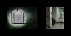 """Prompter Book: Calculation: length of Time-Line for the Diary Tapestry. Hebrew Writing / Theatre Surveyor or Kafka """"The Castle"""" Theater Vermessung oder Kafka Das Schlo. Soufflierbuch: Hochrechnung Lnge Timeline Tapisserie Tagebuch. Hebrische Schrift (hedbavny) Tags: vienna wien door wall writing work austria mirror design sterreich theater time theatre wand spiegel linie diary probe gang plan tapis baustelle letter wait timeline weaver pause hebrew musik kafka schloss constructionsite schrift arbeit folder buildingsite tagebuch tr weber raster tapestry zeit mauer teppich calculation mappe handwerk warten ordner hausbau rechnen arbeiter analogie tapisserie rechnung handschrift vermessen vermesser vermessung graphologie fermate hebrisch hochrechnung berechnung schtzung lineatur grsenordnung teppichweber textbuch grundrechenarten hedbavny ingridhedbavny stehzeit leerzeit zeitlicheabfolge"""