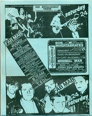 ON BROADWAY-MABUHAY GARDENS MUSIC CALENDAR 1981 (Superbawestside1980) Tags: sanfrancisco gardens onbroadway the mabuhay
