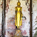 Gold among the ruins (Wat Phra Ram)