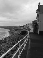 Grey Day Lahinch (deek ay) Tags: ireland coast clare seafront lahinch 2016