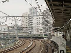 P1070781Lr (photo_tokyo) Tags: japan tokyo jp  shinagawa  yamanoteline      oosaki  gotandastation