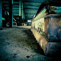 Coffin (MastaBaba) Tags: urban ford death amazon ruins ruin rubber coffin transporation tapajos fordlandia fordlndia 20160106
