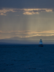 Lake Champlain (Frank McNamara) Tags: storm vermont nautical droh