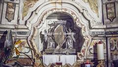 Cerchiara di Calabria (CS), 2009, Il Santuario di Santa Maria delle Armi e le grotte del Monte Sellaro. (Fiore S. Barbato) Tags: santa italy maria madonna monte calabria grotte grotta santuario armi pollino massiccio sellaro