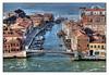 Venezia - La Serenissima ! (kurtwolf303) Tags: italien bridge venice italy water architecture buildings boats topf50 topf75 wasser europe italia cityscape 500v20f boote topf150 brücke topf100 venezia venedig gebäude hdr top25 stadtansicht laserenissima 900views photomatixpro 750views 1500v60f 1000v40f venetien 250v10f lovelycity unlimitedphotos canoneos600d