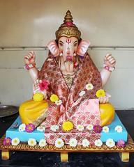 Gaapati (Shrimaitreya) Tags: india ganesha god indian religion ganesh maharashtra hindu hinduism pune ganapati