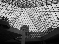 The Louvre (Darren-Holes) Tags: sculpture paris france art history statue stone museum gallery pyramid artgallery louvre paintings culture indoor thelouvre museedulouvre