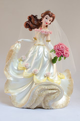 _DSC6668 (Kees Peters) Tags: wedding beauty photography force dress disney figure belle beast bridal figurine couture
