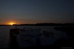Bow Atlantic (Rhannel Alaba) Tags: sunset brazil sunrise nikon atlantic bow d90 pido alaba odfjell aratu rhannel