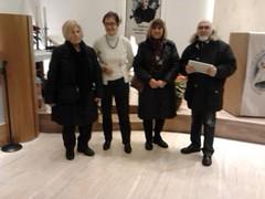 """16.01.30 il gruppo dei ministri dell'Eucarestia prima del ritiro annuale ha attraversato la Porta Santa del Santuario di Don Gnocchi • <a style=""""font-size:0.8em;"""" href=""""http://www.flickr.com/photos/82334474@N06/24850271875/"""" target=""""_blank"""">View on Flickr</a>"""