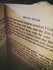 The beginning of the end. #tolkien #reading #books #icouldcry (lovethetrio) Tags: reading books tolkien icouldcry
