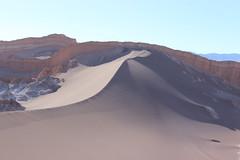 Sandy Slope (Alison Claire~) Tags: chile travel moon travelling nature rock america canon de landscape outdoors eos la sand san rocks desert outdoor south valle luna pedro valley atacama traveling canoneos 600d canoneos600d