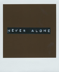 Never Alone (LindseyL33) Tags: girls never film project polaroid twins alone label bad bob smoking story editorial shorthair series bitches blackhair primarycolors storyline impossible shootfilm