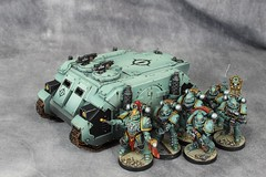 Deimos SoH 1 5 (Celsork) Tags: transport rhino warhammer 30k legion soh heresy deimos sonsofhorus