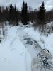 Black Beck (keibr) Tags: keibr winter blackbeck ice snow bölesjön crystals iceflowers forest nearblip