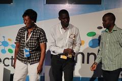 Microsoft Innovstion Awards - ICTservices Category Bunifu Technologies