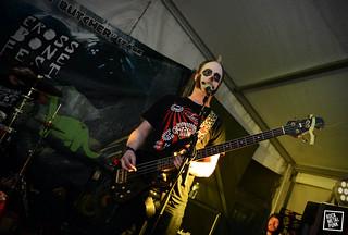 Shitfits @ Crossbonefest // Shot by Daniel Buyle