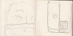 er hatte sie sofort erkannt. Dabei waren sie sich noch nicht einmal begegnet (raumoberbayern) Tags: city winter bus fall pencil paper munich münchen landscape herbst tram sketchbook stadt papier landschaft bleistift robbbilder skizzenbuch strasenbahn