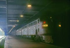 CB&Q E8 9942A (Chuck Zeiler) Tags: cbq e8 9942a burlington railroad dinky train chz chuckzeiler chicago