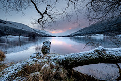Loch Voil (Andy & Helen :-) :)) Tags: morning weather sunrise landscape real dawn march scotland early spring natural perthshire naturallight panasonic handheld loch snowfall springtime freshwater 2016 lochvoil gh4 waterbody explored andyholt lochlomondthetrossachsnationalpark abigfave stirlingcouncilarea
