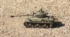 Academy 1/35 IDF M51 (Dulacca.trains) Tags: model m51 135 academy scalemodel plasticmodel plastickit modeltank isherman idfmodel
