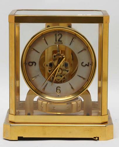 LeCoultre Atmos 15j Perpetual Motion Clock - $412.50
