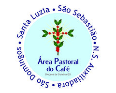 Logo rea do Caf - Diocese de Colatina (Aline Peterle) Tags: logo logotipo logomarca identidadevisual