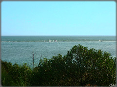 El Portil-Huelva (Spain) (sky_hlv) Tags: espaa praia beach andaluca spain europa europe huelva playa resort verano atlanticocean pinares costadelaluz puntaumbra cartaya elportil oceanoatlntico