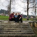 Reading Echoes of Empire @ Old Jewish Cemetery, Sarajevo