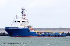 Sea Bear (andreasspoerri) Tags: rotterdam marshallislands seabear versorger imo9185932 amadontide kvaernerklevenulsteinvik tormosprey