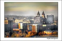 CITY SCAPE (Derek Hyamson) Tags: liverpool cityscape hdr evertonbrow