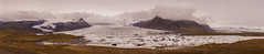 El Glaciar (Lou Rouge) Tags: panorama ice landscape iceland islandia paisaje lagoon glaciar hielo icebergs glacial panormica vatnajkull 2015 glaciallake lagunaglaciar fjallsrln