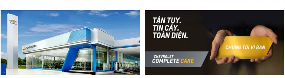 GMV Khuyến mãi đặc biệt khi mua xe chevrolet tháng 04/2016
